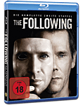 The Following: Staffel 2 Box Blu-ray (3 Discs) (Blu-ray Filme)