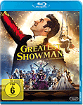 The Greatest Showman Blu-ray (Blu-ray Filme)