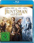The Huntsman & The Ice Queen Blu-ray (Blu-ray Filme)