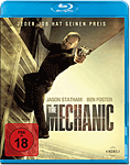 The Mechanic Blu-ray (Blu-ray Filme)