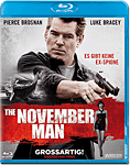 The November Man Blu-ray