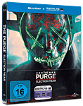 The Purge: Election Year - Steelbook Edition Blu-ray (Blu-ray Filme)