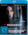 The Resident Blu-ray
