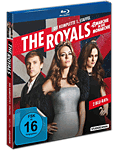 The Royals: Staffel 1 Blu-ray (2 Discs) (Blu-ray Filme)
