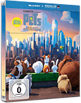 Pets - Steelbook Edition Blu-ray