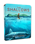 The Shallows: Gefahr aus der Tiefe - Steelbook Edition Blu-ray