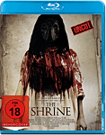 The Shrine Blu-ray (Blu-ray Filme)