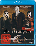 The Strangers - Unrated Edition Blu-ray