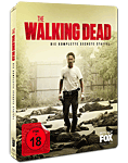 The Walking Dead: Staffel 6 Box - Steelbook Edition Blu-ray (6 Discs) (Blu-ray Filme)