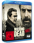 The Walking Dead: Staffel 7 Box Blu-ray (6 Discs) (Blu-ray Filme)