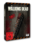 The Walking Dead: Staffel 7 Box - Steelbook Edition Blu-ray (6 Discs) (Blu-ray Filme)