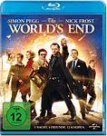 The World's End Blu-ray (Blu-ray Filme)