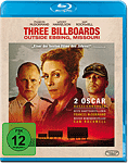 Three Billboards Outside Ebbing, Missouri Blu-ray (Blu-ray Filme)
