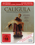Tinto Brass' Caligula - Steelbook Edition Blu-ray (3 Discs)