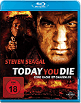 Today you die Blu-ray