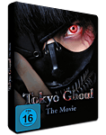 Tokyo Ghoul: The Movie - Limited Steelcase Edition Blu-ray (Blu-ray Filme)