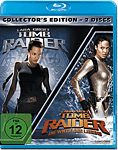 Tomb Raider 1 & 2 - Collector's Edition Blu-ray