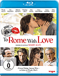 To Rome with Love Blu-ray