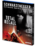 Total Recall - Ultimate Rekall Edition Blu-ray
