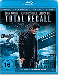 Total Recall (2012) - Director's Cut Blu-ray (2 Discs)