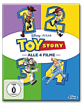 Toy Story - 4-Film Collection Blu-ray (4 Discs)