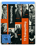 Trainspotting + T2 Trainspotting - Steelbook Edition Blu-ray (2 Discs) (Blu-ray Filme)