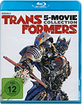 Transformers - 5-Movie Collection Blu-ray