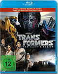Transformers 5: The Last Knight Blu-ray