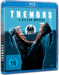 Tremors - 4 Killer Movies Blu-ray (4 Discs)