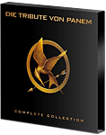 Die Tribute von Panem - Limited Complete Collection Blu-ray (6 Discs)