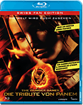 Die Tribute von Panem: The Hunger Games - Swiss Fan Edition Blu-ray (Blu-ray Filme)