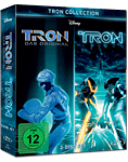 TRON 1+2 Collection Blu-ray (2 Discs)