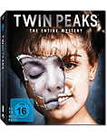 Twin Peaks - The Entire Mystery Blu-ray (10 Discs)