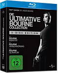 Die ultimative Bourne Collection Blu-ray (3 Discs)