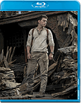 Uncharted Blu-ray