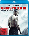 Undisputed 4: Boyka Is Back Blu-ray