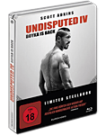 Undisputed 4: Boyka Is Back - Steelbook Edition Blu-ray