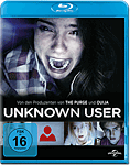 Unknown User Blu-ray