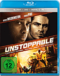 Unstoppable: Ausser Kontrolle Blu-ray