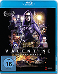 Valentine: The Dark Avenger Blu-ray