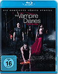 The Vampire Diaries: Die komplette Staffel 5 Box Blu-ray (4 Discs) (Blu-ray Filme)
