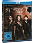 The Vampire Diaries: Die komplette Staffel 6 Box Blu-ray (4 Discs) (Blu-ray Filme)