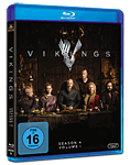 Vikings: Staffel 4 Vol. 1 Blu-ray (3 Discs)
