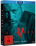 Vikings: Staffel 4 Vol. 2 Blu-ray (3 Discs)
