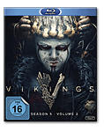 Vikings: Staffel 5 Vol. 2 Blu-ray (3 Discs)