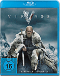 Vikings: Staffel 6 Vol. 1 Blu-ray (3 Discs)