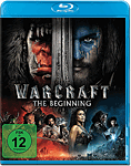 Warcraft: The Beginning Blu-ray (Blu-ray Filme)
