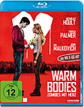 Warm Bodies Blu-ray (Blu-ray)