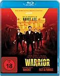 Warrior: Staffel 1 Blu-ray (3 Discs)