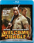 Welcome to the Jungle Blu-ray (Blu-ray Filme)